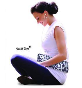 Faja musical para embarazadas